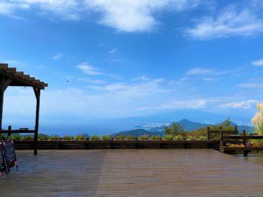 【伊豆の国パノラマパーク】日本一の大パノラマ!山頂テラスから富士山・駿河湾・伊豆半島を一望する絶景。~静岡おすすめスポット~